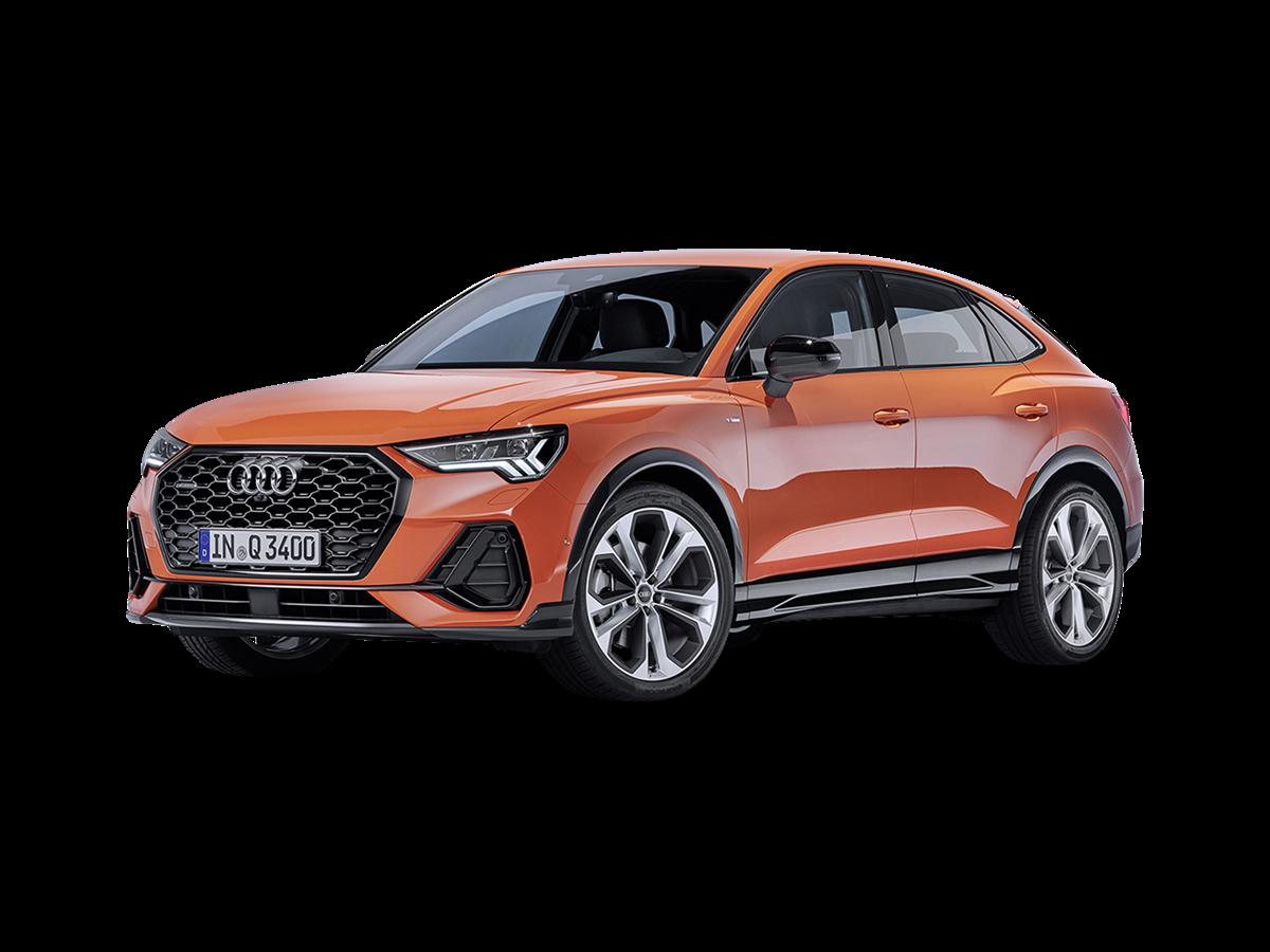 Audi Q3 sportback Lease lease