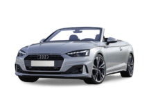A5 cabriolet Lease lease