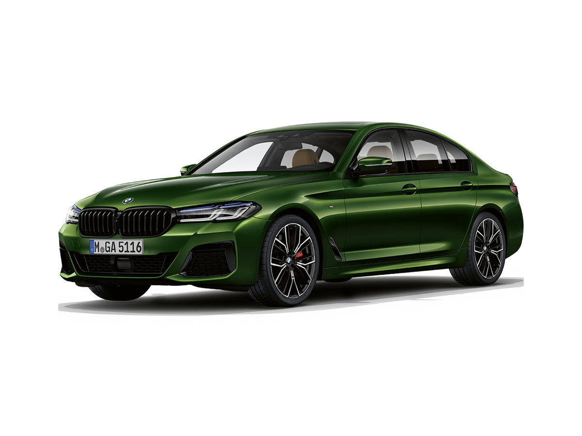 BMW 5-serie Lease lease