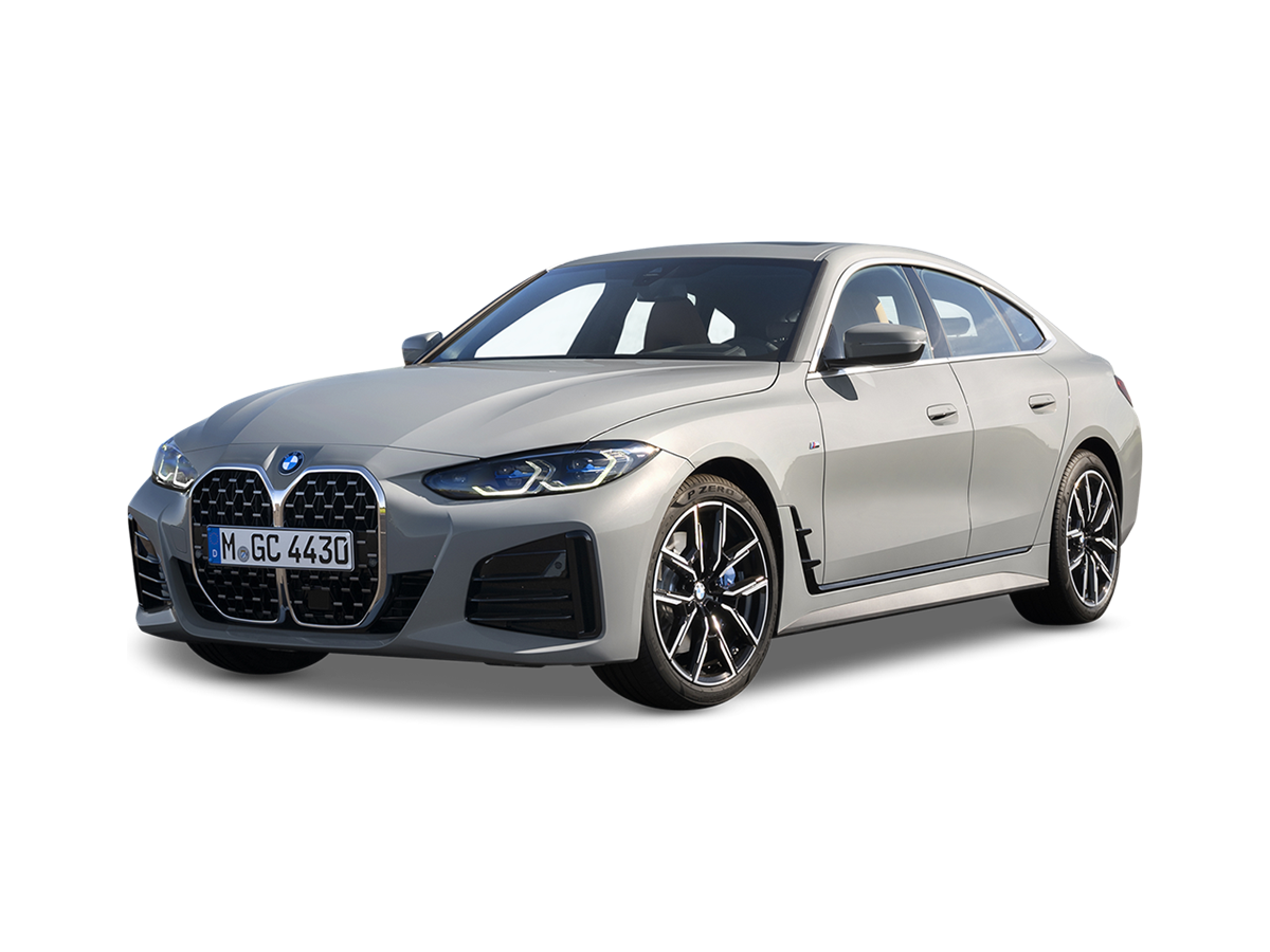 BMW 4-Gran Coupe Lease lease