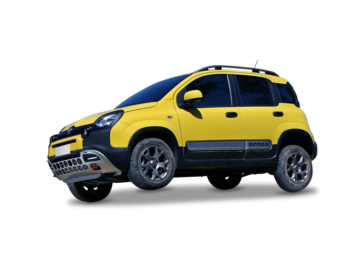 Fiat Panda Cross Lease lease