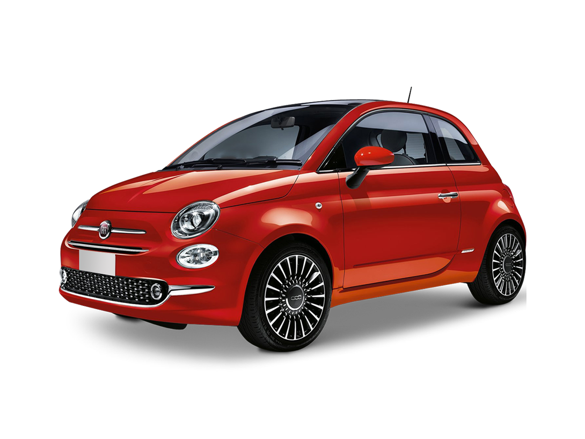 Fiat 500 Lease lease