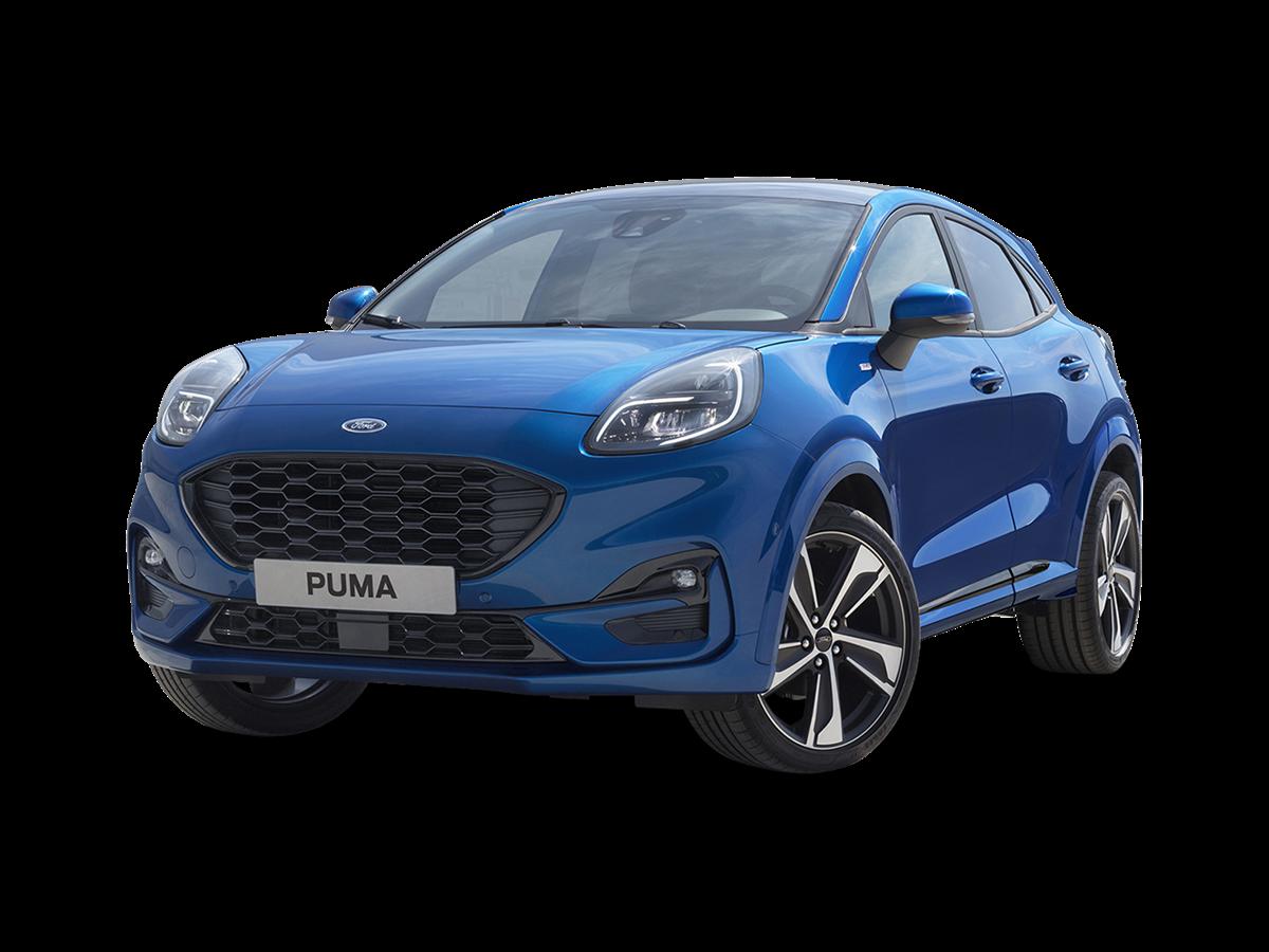 Ford Puma Lease lease