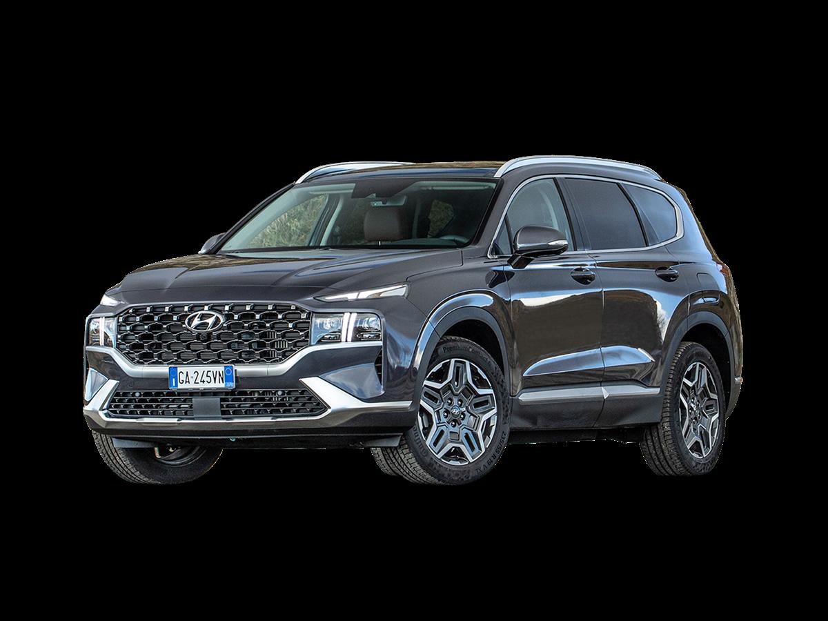 Hyundai Santa Fe Lease lease