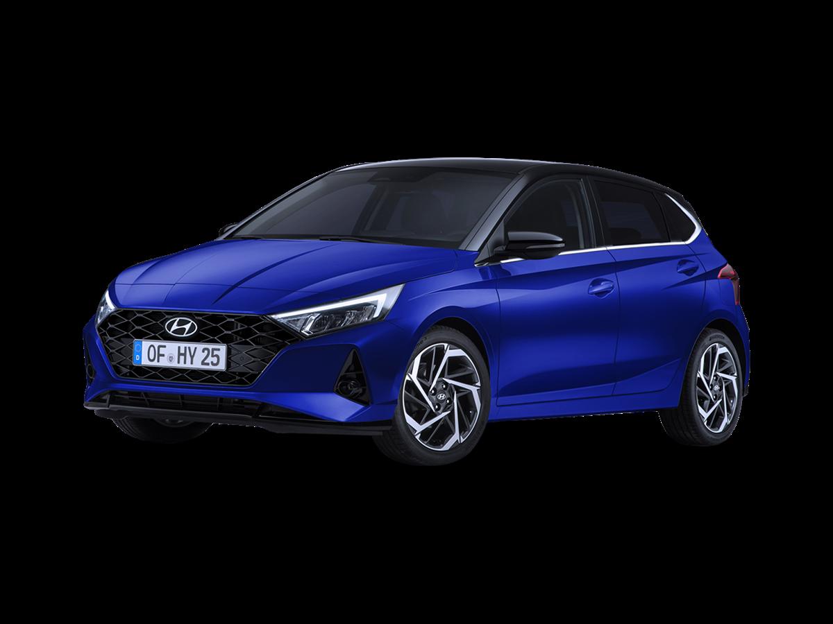 Hyundai i20 Lease lease