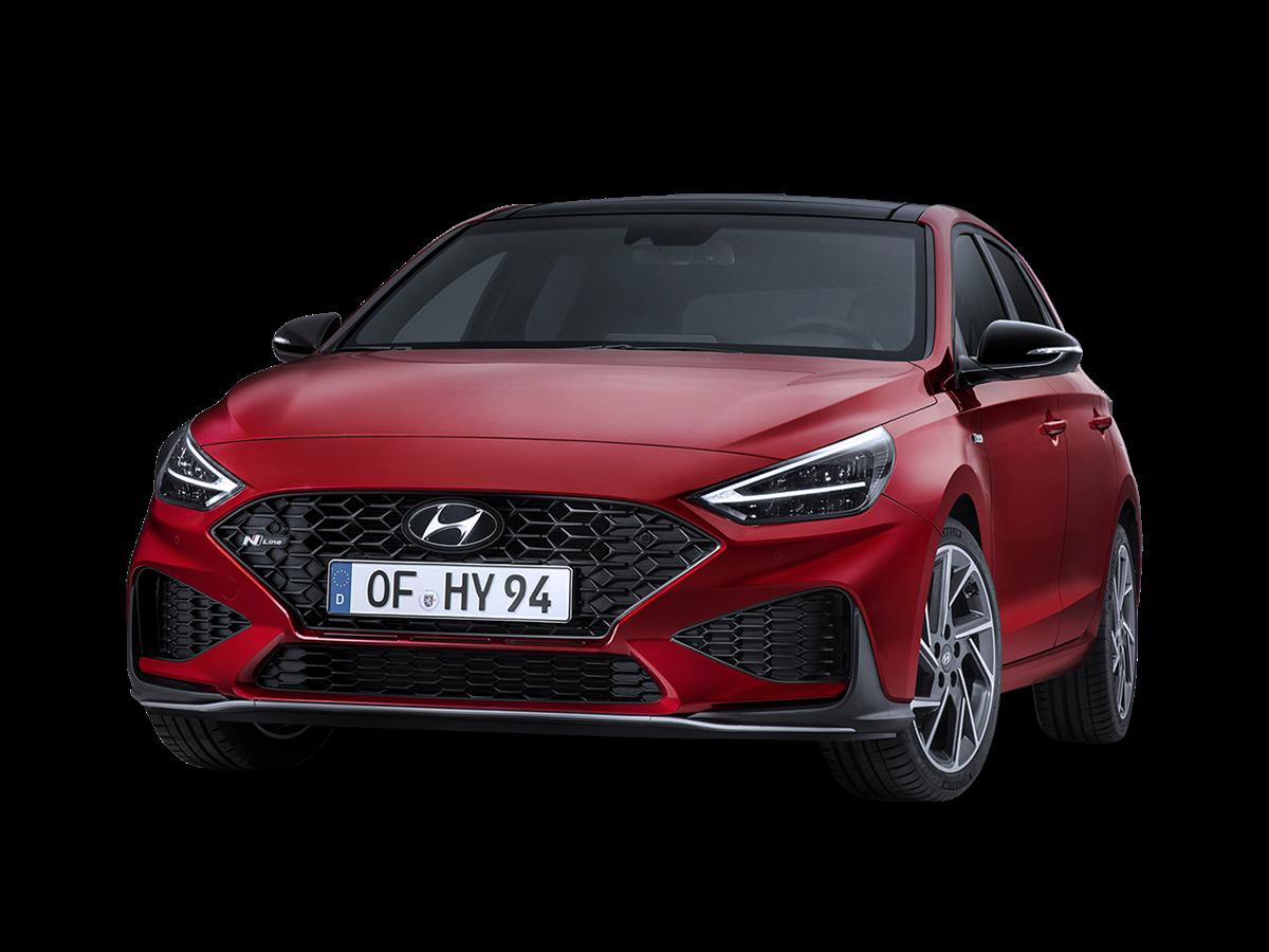 Hyundai i30 Lease lease