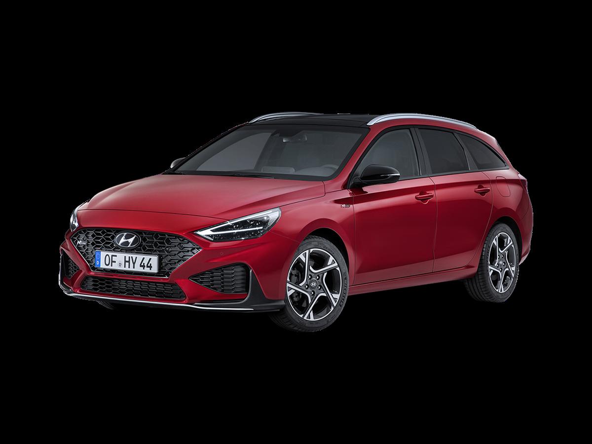 Hyundai i30 wagon Lease lease