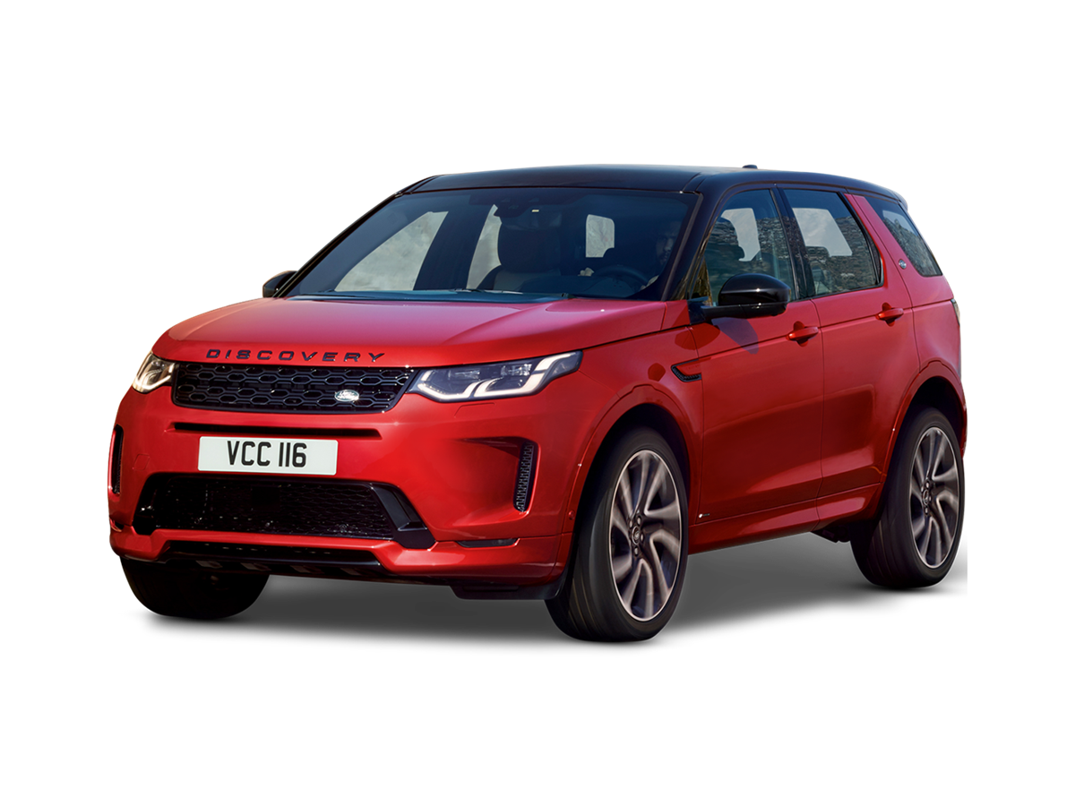 Land Rover Discovery Sport Lease lease