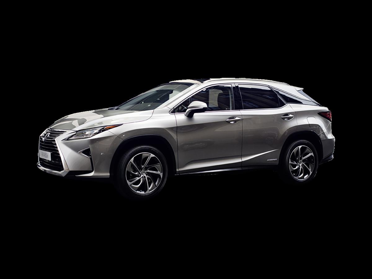 Lexus RX-serie Lease lease
