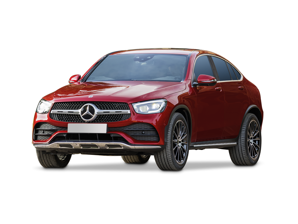 Mercedes-Benz GLC Coupe Lease lease