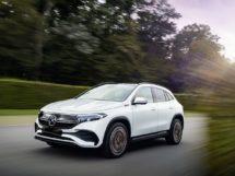 Mercedes-Benz EQA 66.5kWh ev 250 140kW aut