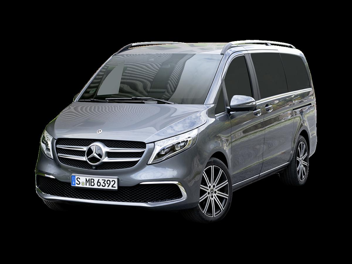 Mercedes-Benz V-klasse Lease lease