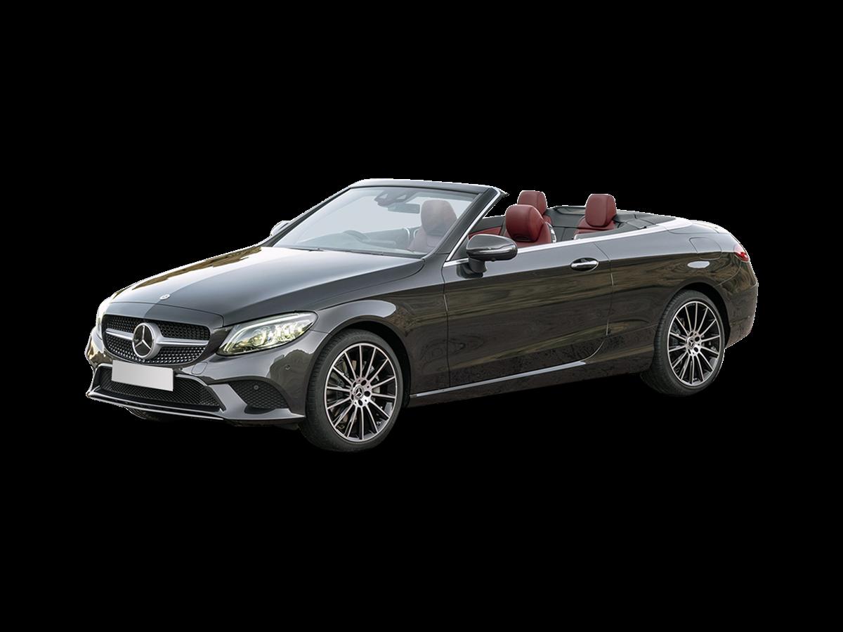 Mercedes-Benz C-cabrio Lease lease