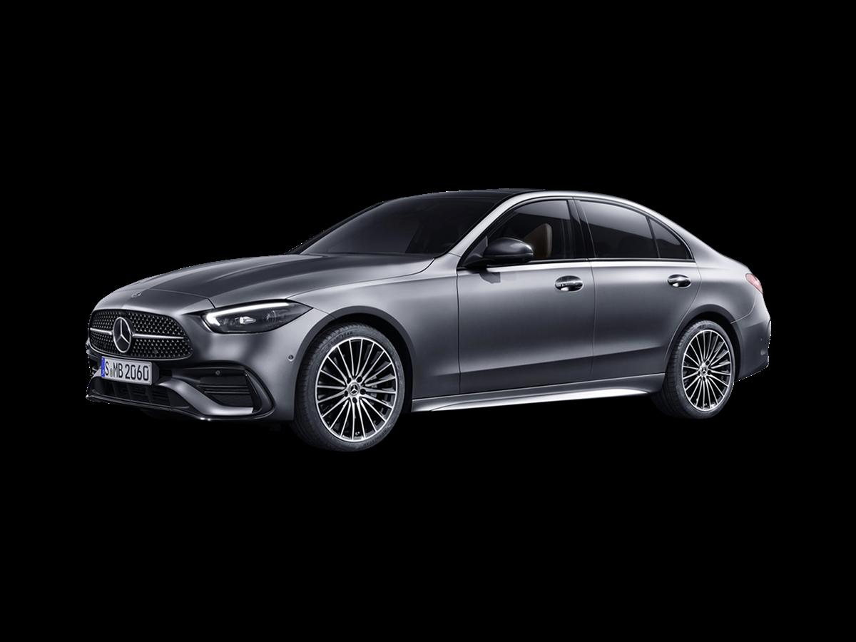 Mercedes-Benz C-klasse Lease lease
