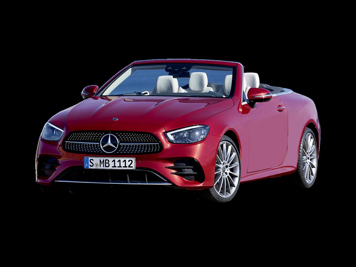 Mercedes-Benz E-cabrio Lease lease