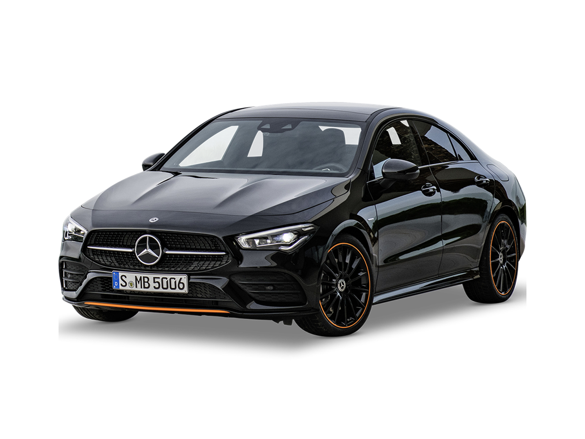 Mercedes-Benz CLA Lease lease