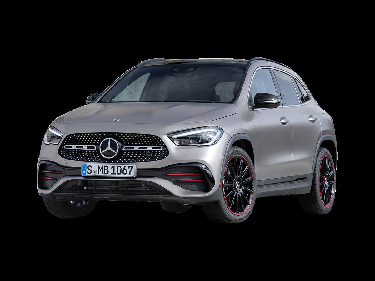 Mercedes-Benz GLA Lease lease