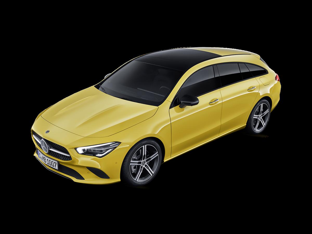 Mercedes-Benz CLA Shooting Brake Lease lease