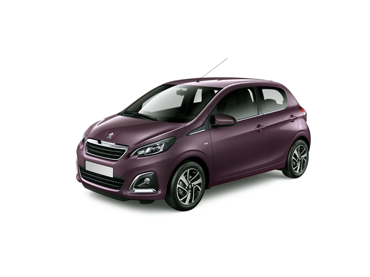 Peugeot 108 Lease lease