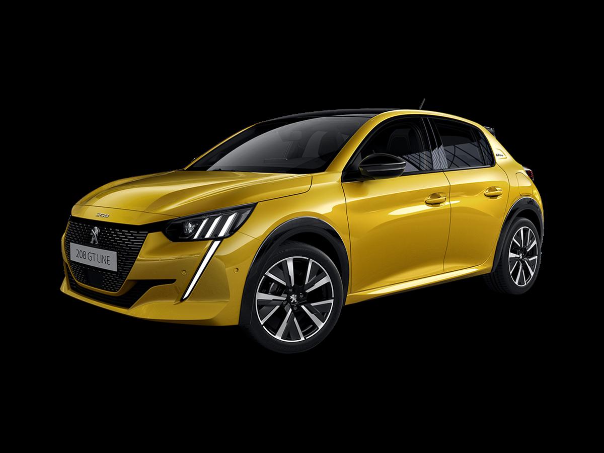 Peugeot 208 Lease lease