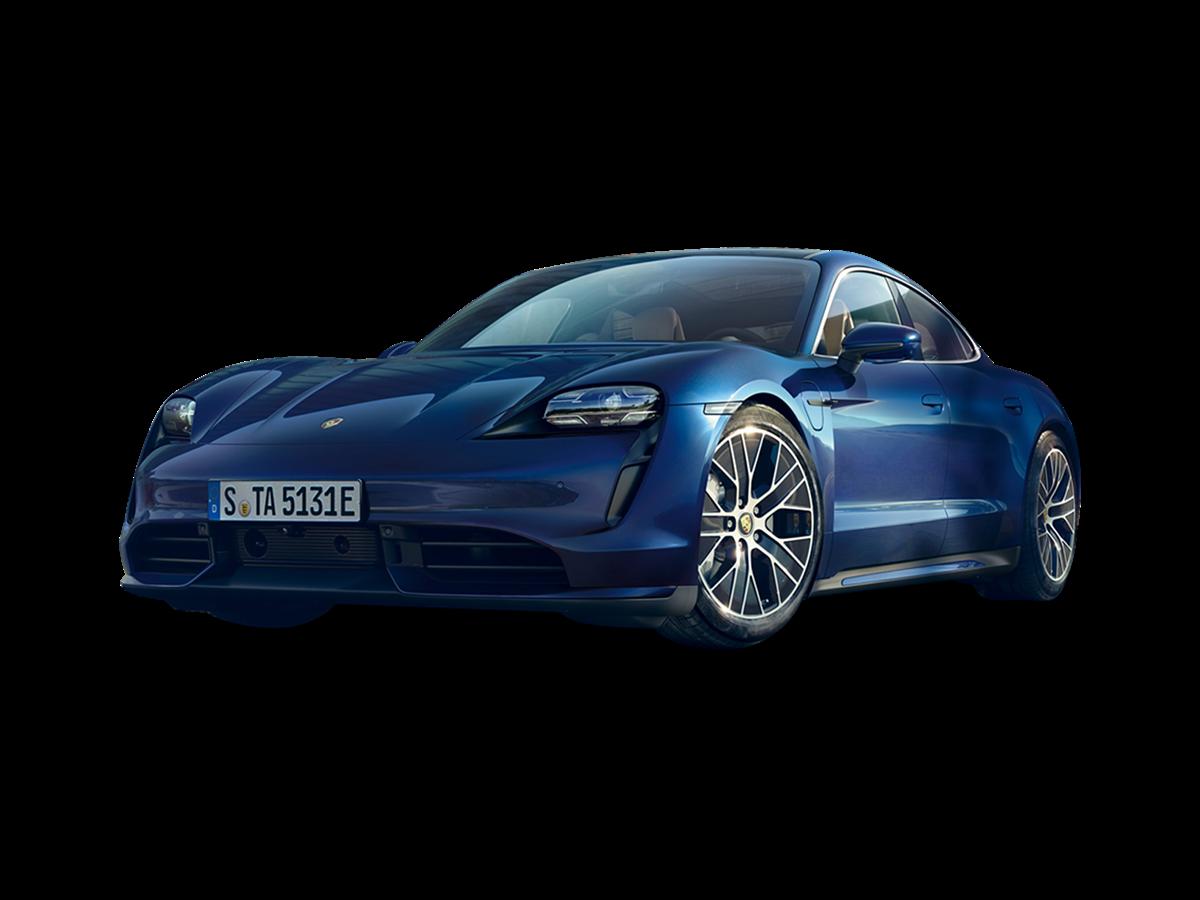 Porsche Taycan lease