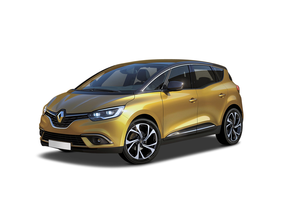 Renault Scénic Lease lease