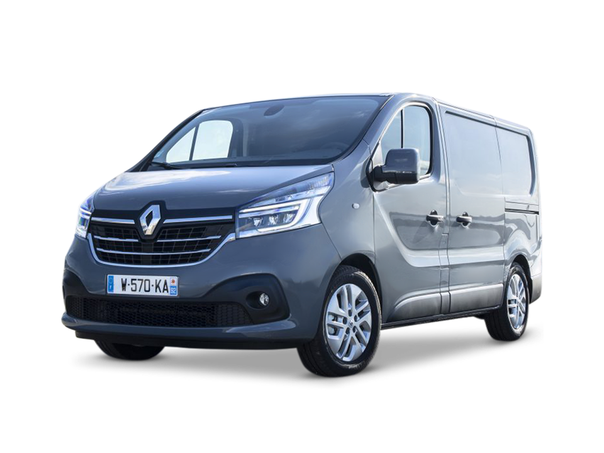 Renault Trafic Passenger Lease lease