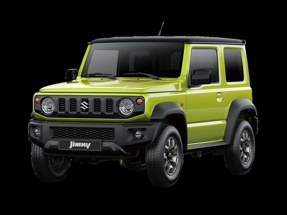 Suzuki Jimny Professional Lease lease