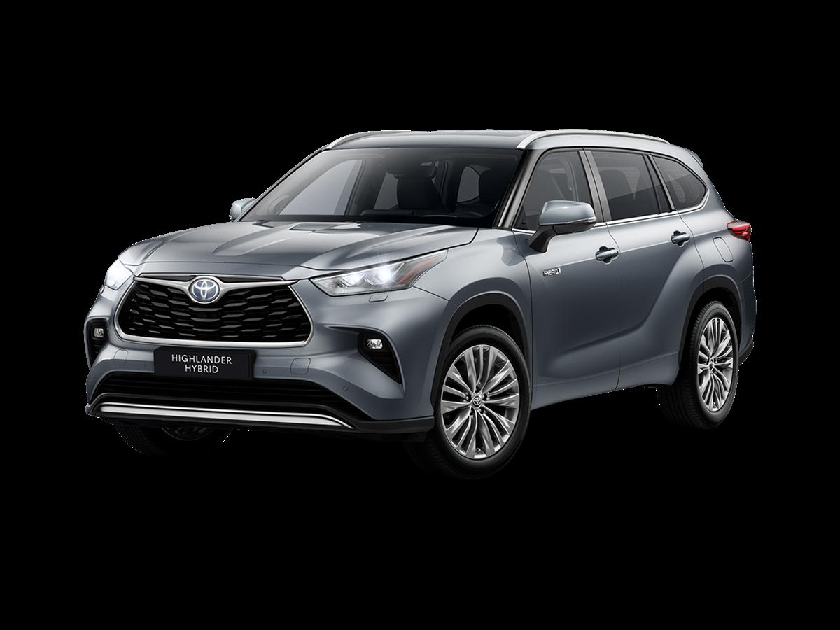 Toyota Highlander Lease lease