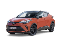 C-HR Lease lease