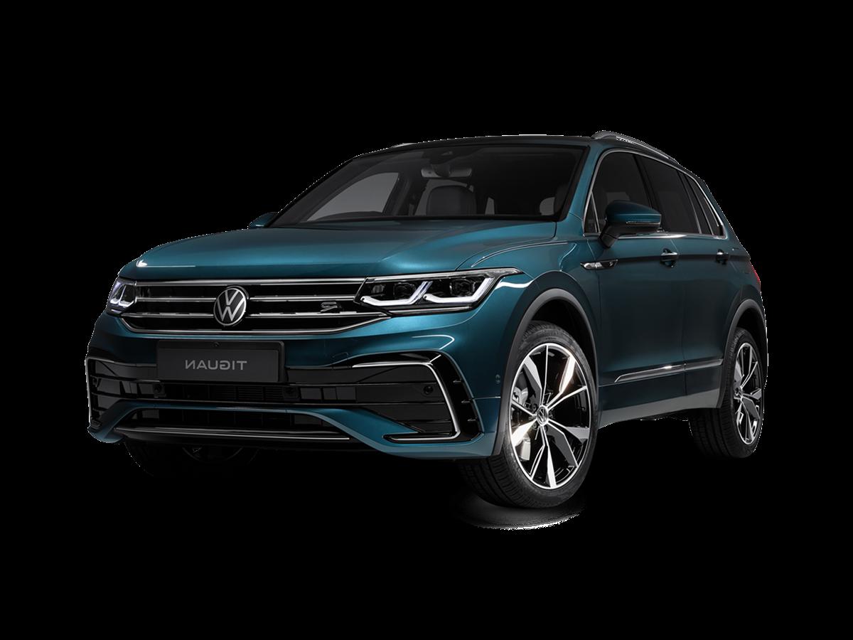 Volkswagen Tiguan Lease lease