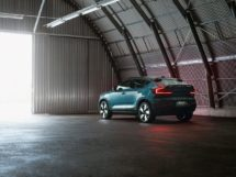 Volvo C40 78kWh ev twin pure electric intro edition 300kW awd aut