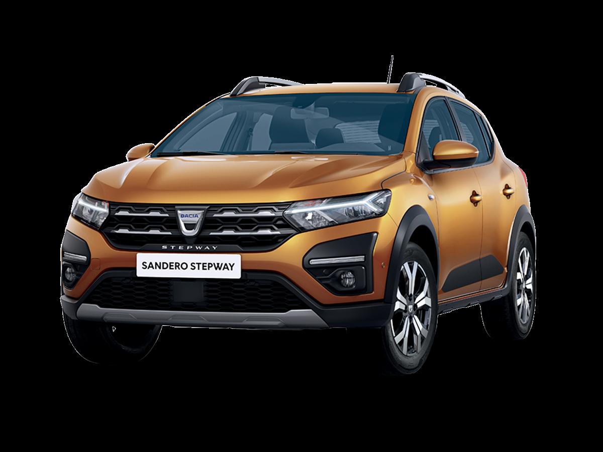 Dacia Sandero Stepway Lease lease