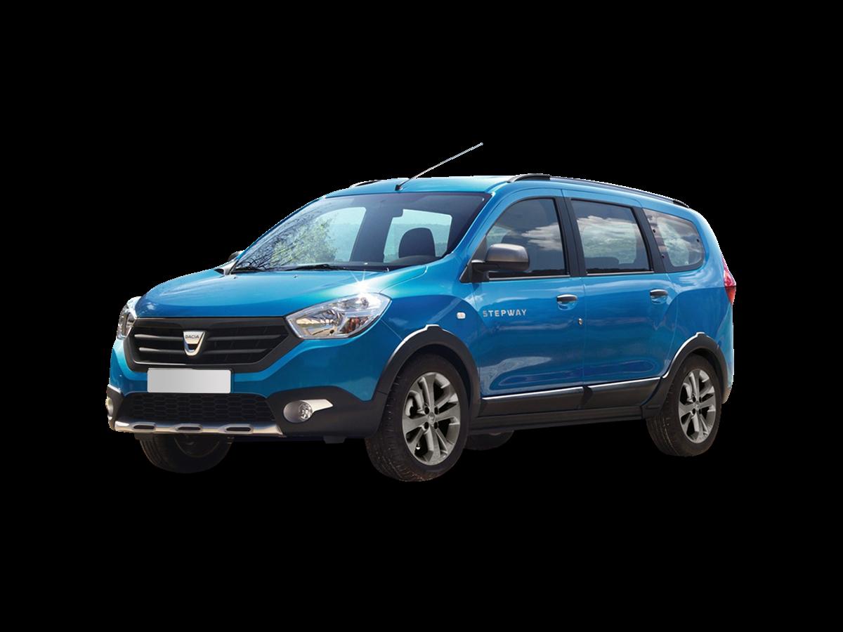 Dacia Lodgy Stepway Lease lease