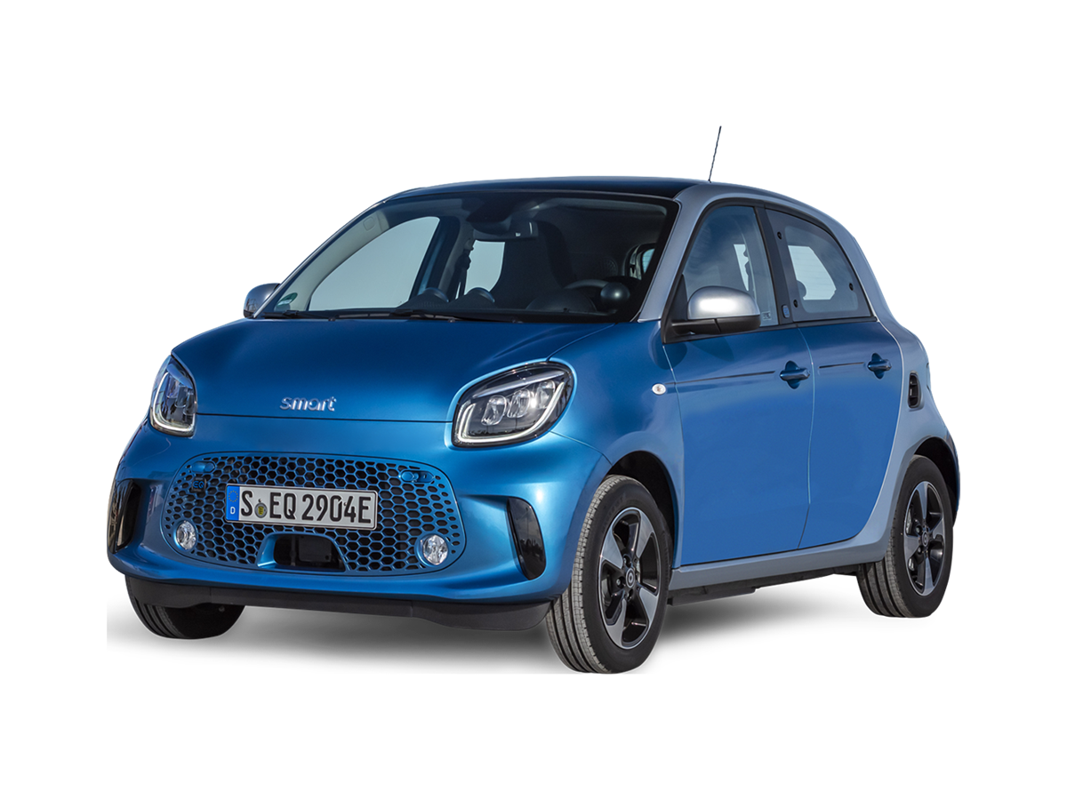 Smart Forfour EQ Lease lease
