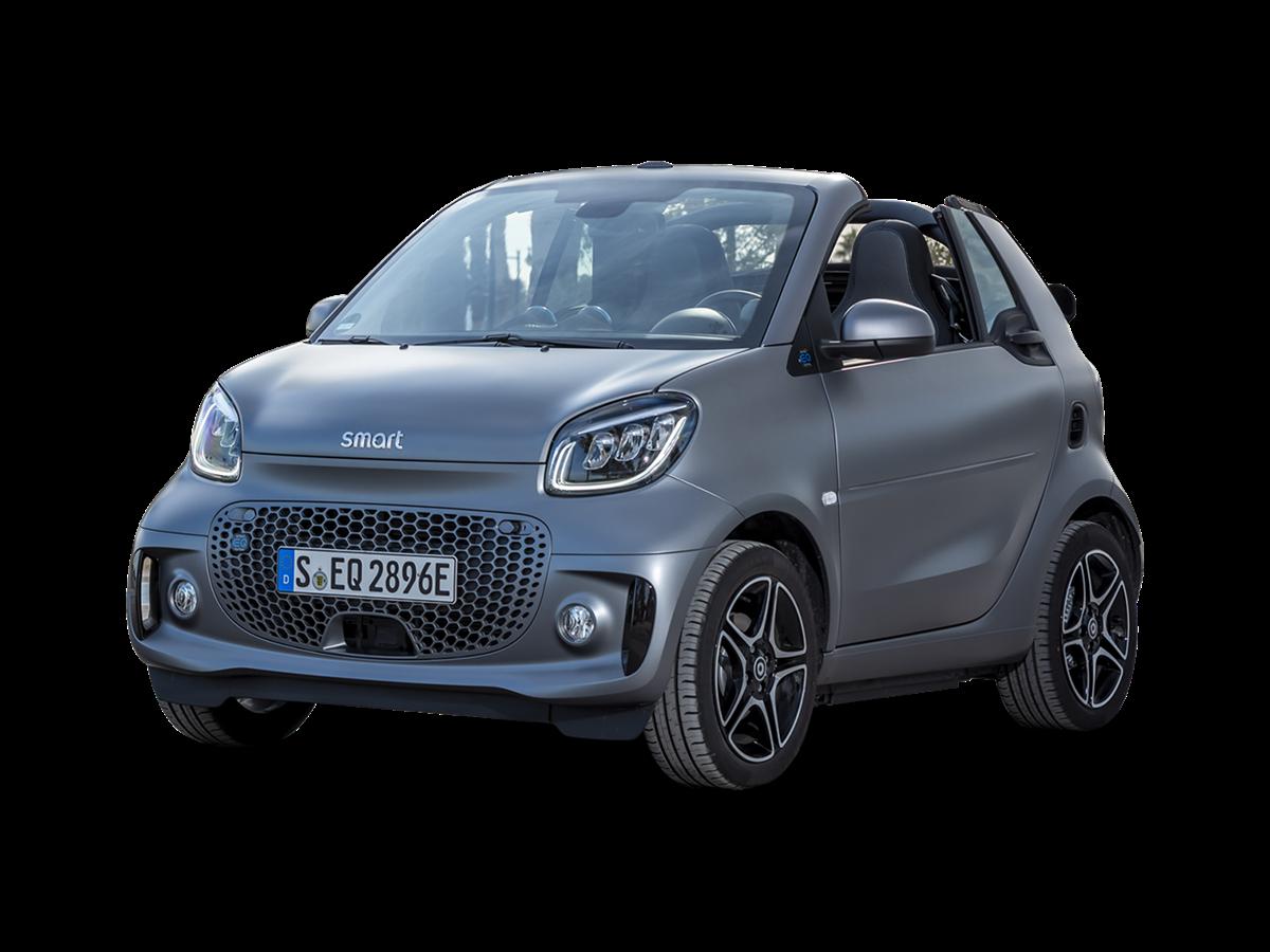 Smart Fortwo EQ cabrio Lease lease