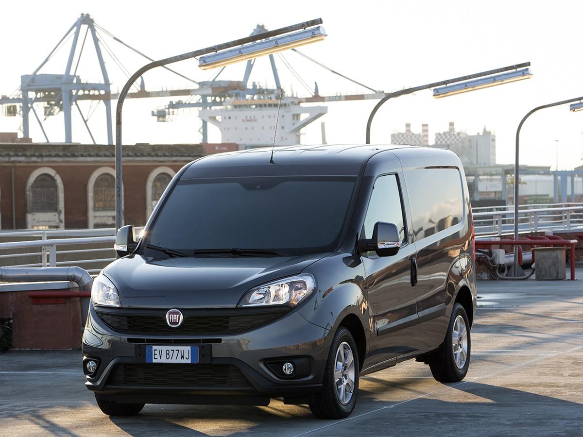Fiat Doblo Cargo lease