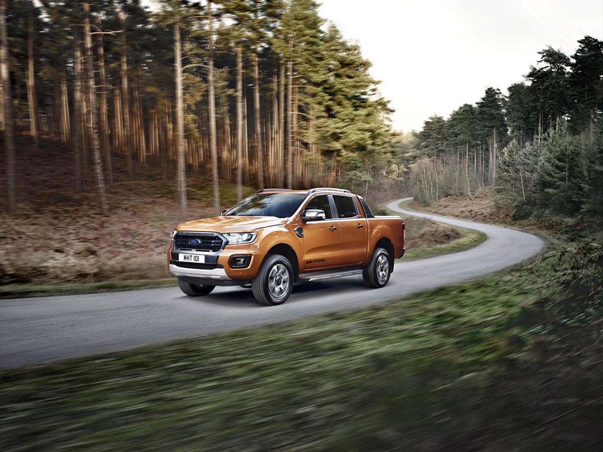 Ford Ranger lease
