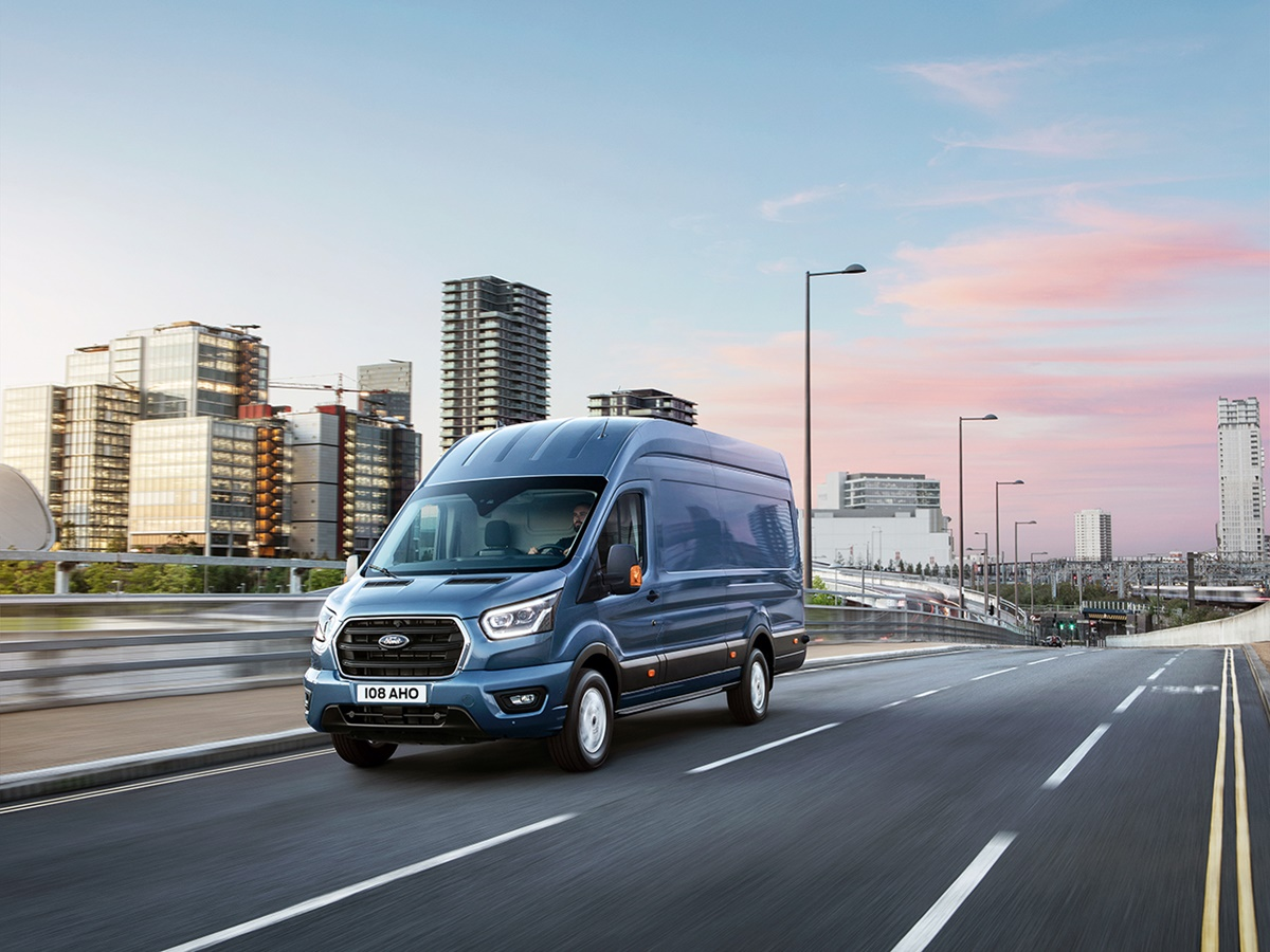 Ford Transit lease