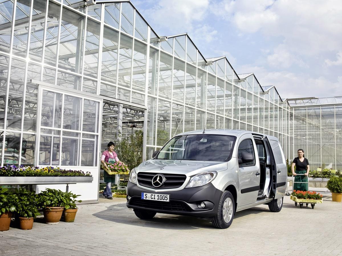 Mercedes-Benz Citan lease