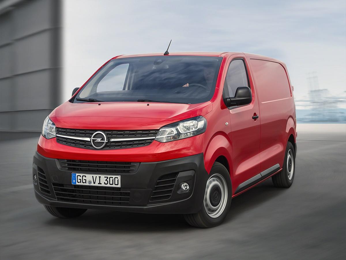 Opel Vivaro lease