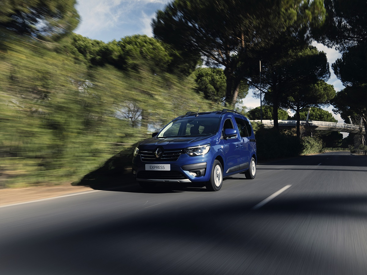 Renault Express lease