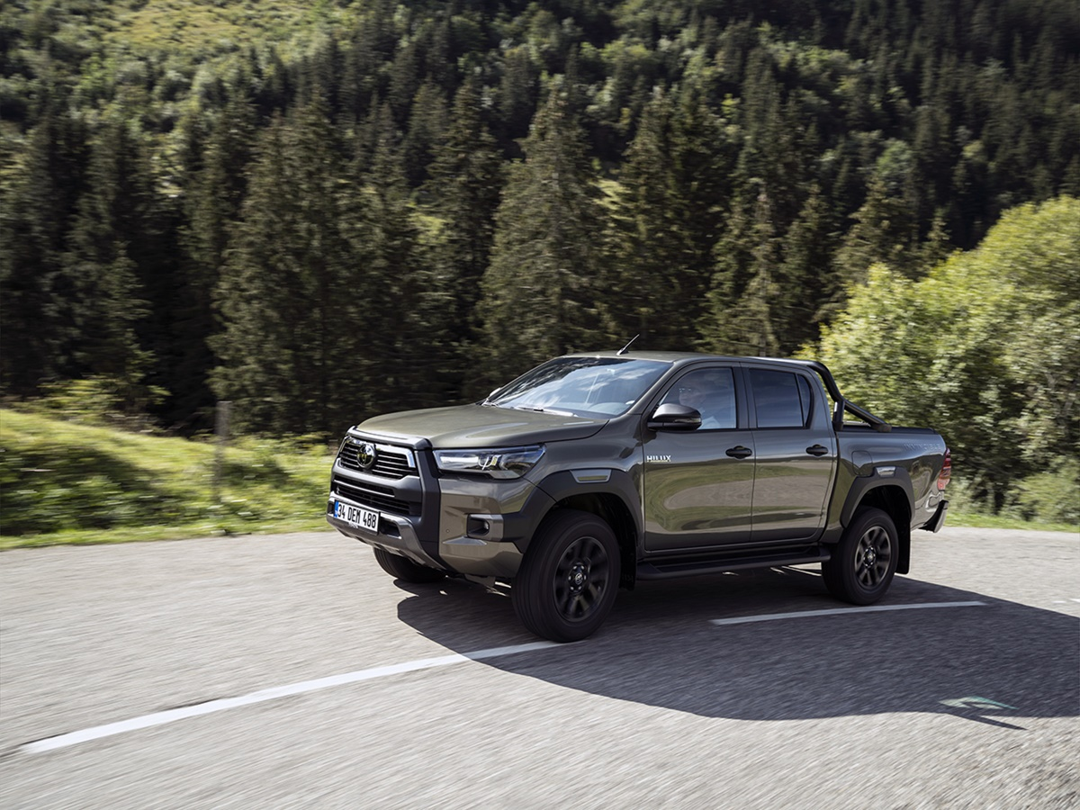 Toyota Hi-lux lease