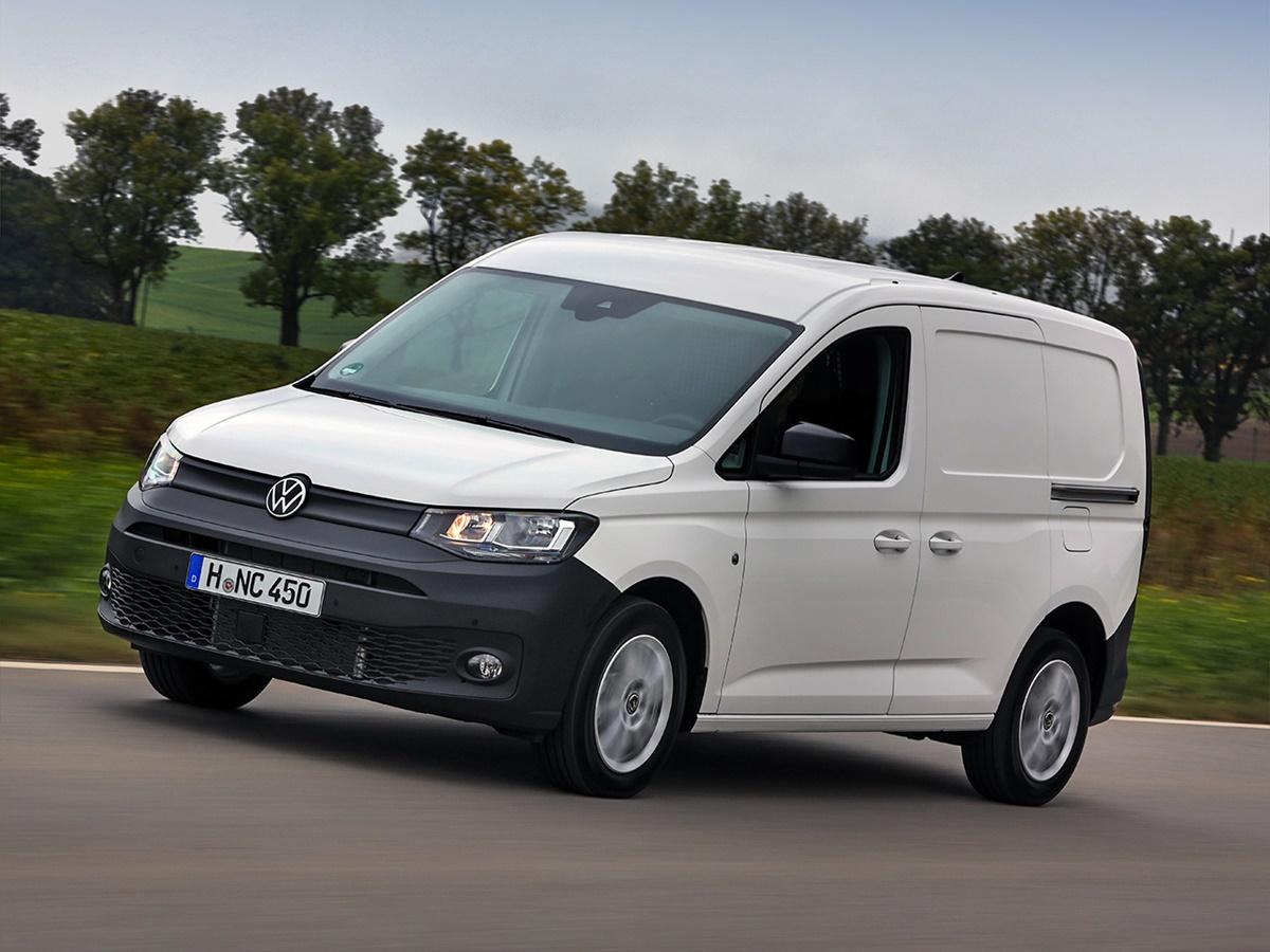 Volkswagen Caddy Cargo Maxi lease