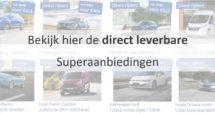 Super Aanbiedingen lease