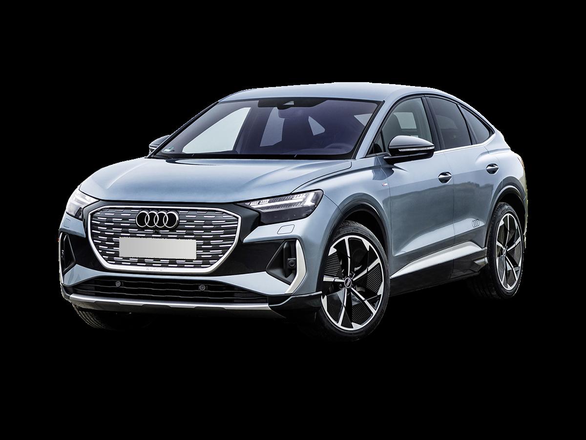 Audi Q4 sportback e-tron lease