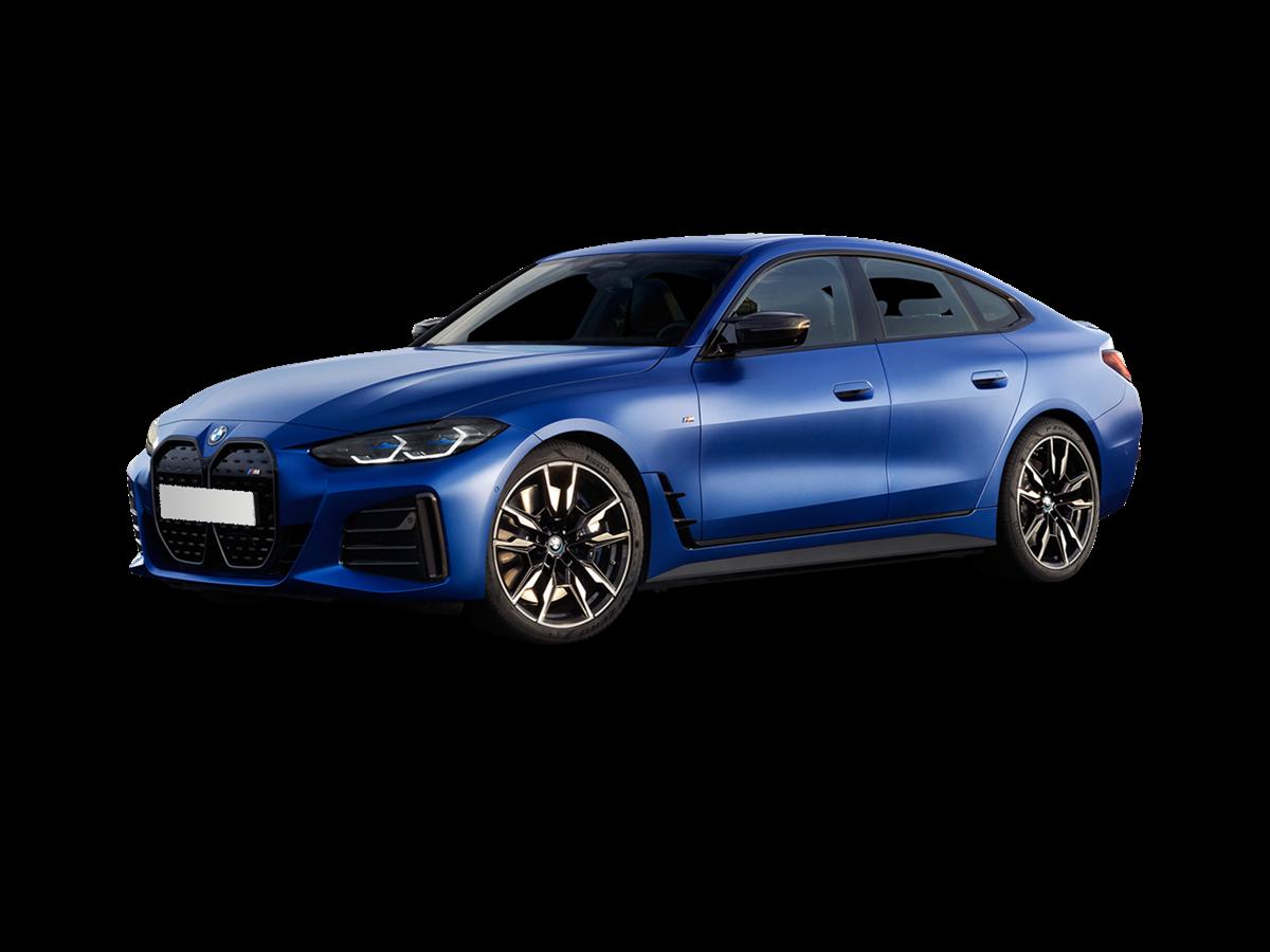 BMW i4 lease