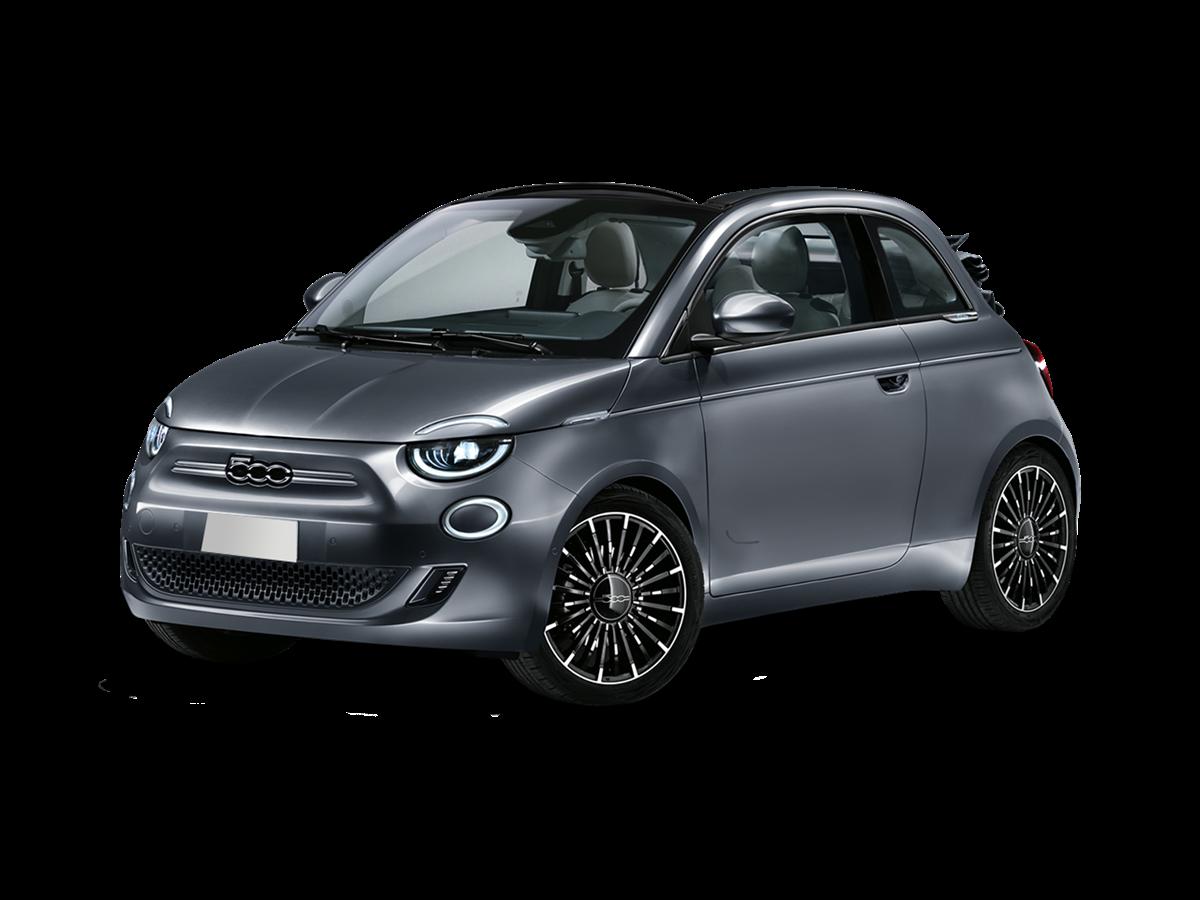 Fiat 500E Cabrio lease