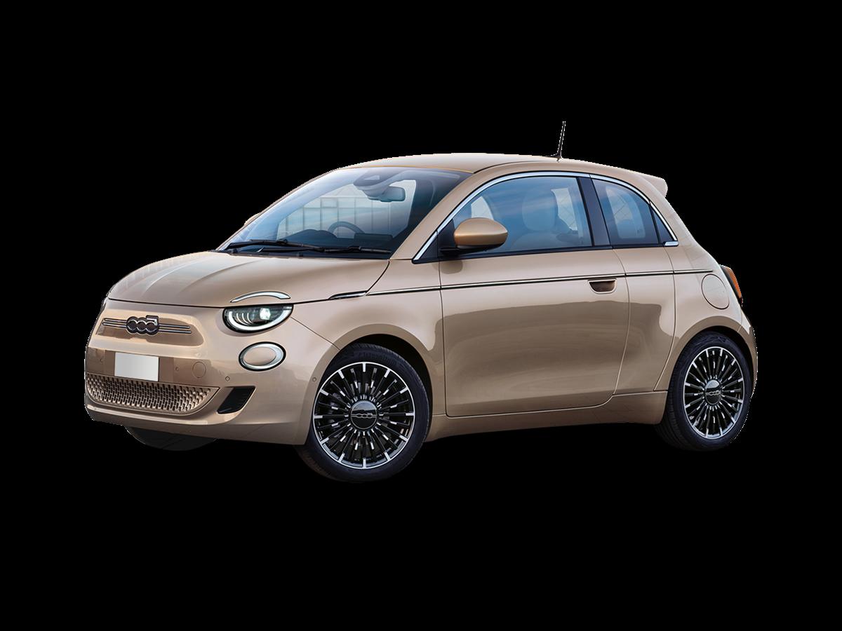 Fiat 500E 3+1 lease