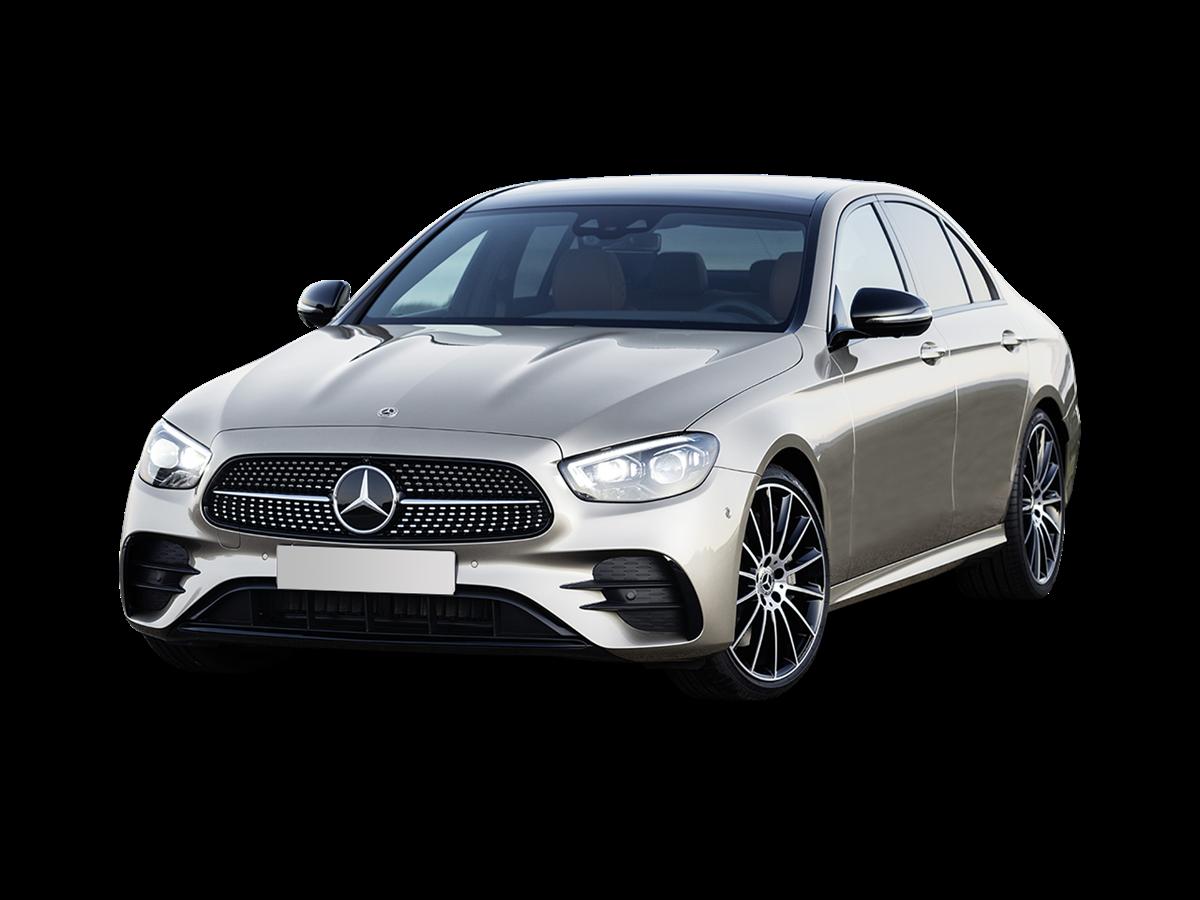 Mercedes-Benz E-klasse lease